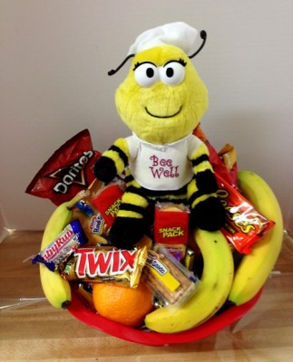 gift basket bee well
