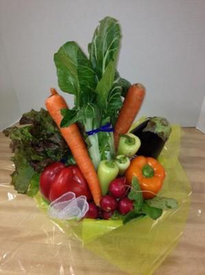 veggie basket medium