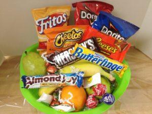 realtor snacks