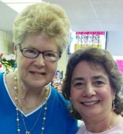 Pamela Smith and Tina Ashburn