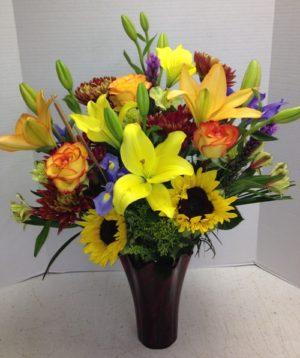 Garden Floral for Julie