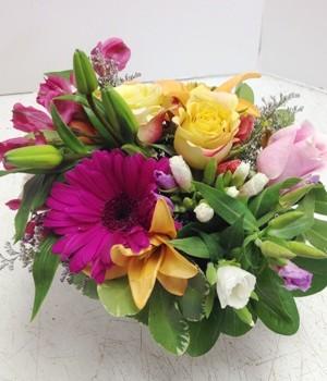 Cube Bouquet