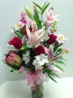 Reavis flower display