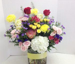 Terry Morris flowers