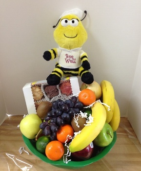 bee get well basket