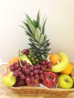 Delicious Fresh Fruit Basket