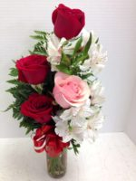 Loving roses bouquet