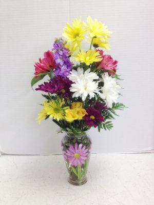 small daisies
