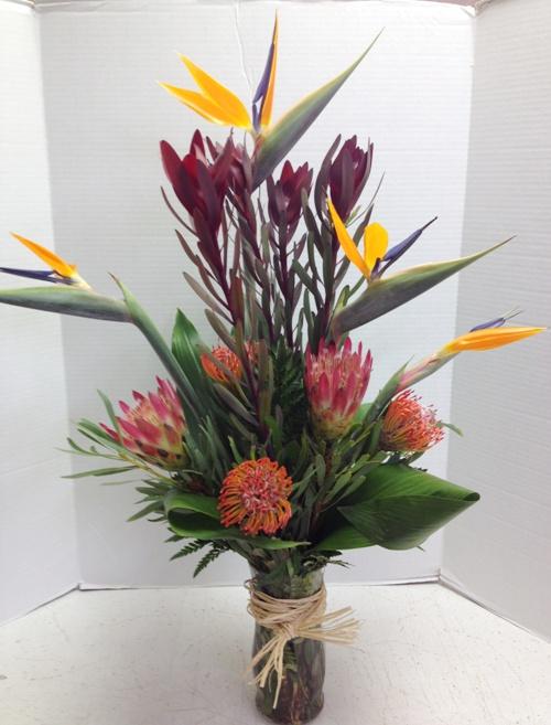 Hawaiian Tropical Flowers