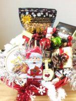 xmas gourmet gift basket