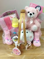 Celebrate Baby Gift Basket