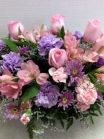 Spring Centerpiece Flowers