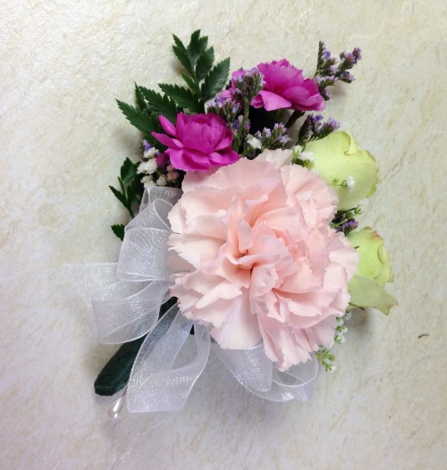 Cute and Sassy Corsage
