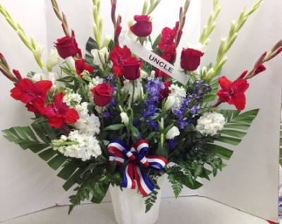 Red White Blue Tribute