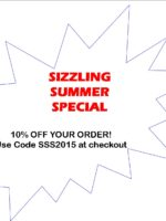 Sizzling Summer Special