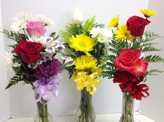 3 Go To Flower Arrangements