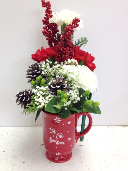 'Tis the Season for Christmas Coffee