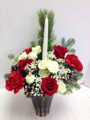 Christmas Elegance Florals