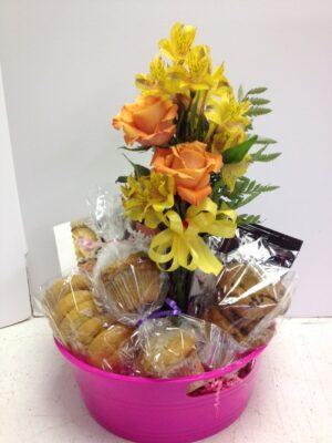 Boss's Basket for Her