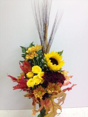 Fancy Fall Flowers