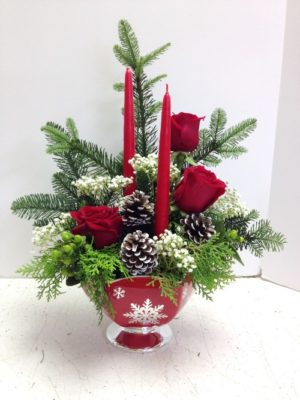 Christmas Festive Flowers