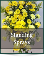 Funeral: Standing Sprays
