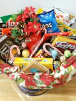 Loaded Christmas Gift Basket