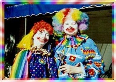 Sweet Pea and Baby Cakes Clowns