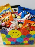 Sweet Tooth Snack Basket