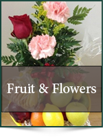 Get Well: Fruit & Flowers