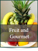Gift Baskets: Fruit & Gourmet