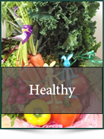 Gift Baskets: Healthy