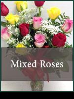 Roses: Mixed