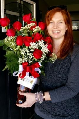 Flowers for Tara