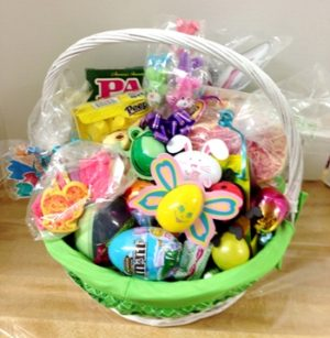 Sweets for the Sweet Gift Basket