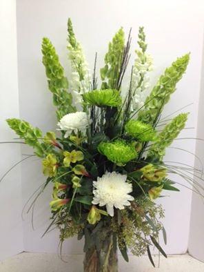 St Patricks' Day Flowers