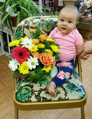 Baby customer