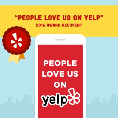 Share Yelp on Facebook