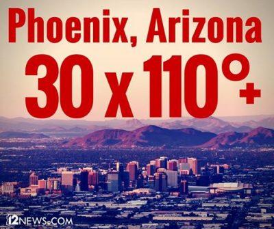 Phoenix Temps