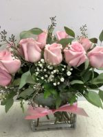 contemporary-pink-roses