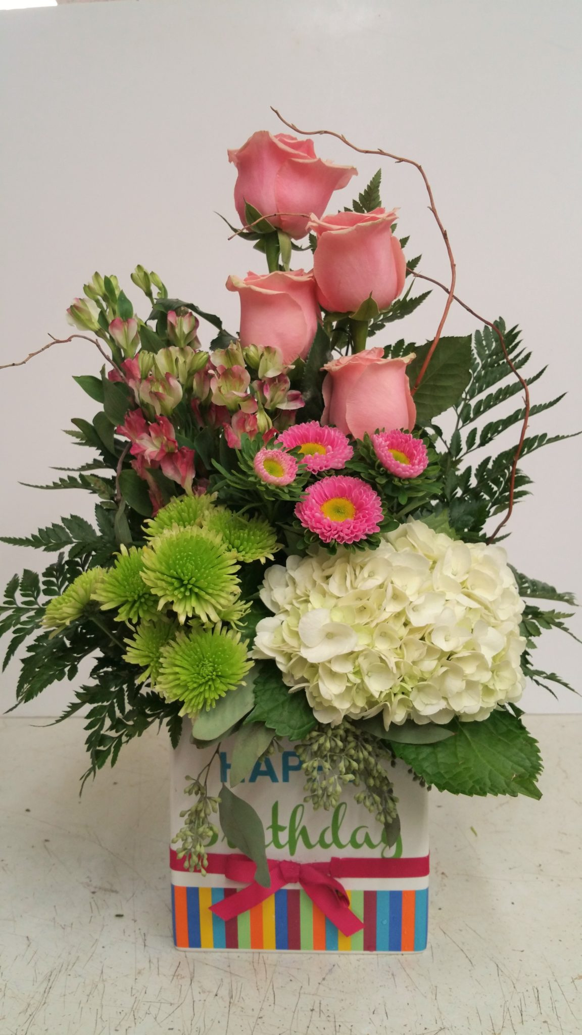 The best birthday ever 60 7499 birthday birthday bouquets the best birthday ever izmirmasajfo