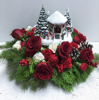 Super Kinkade Christmas 2016