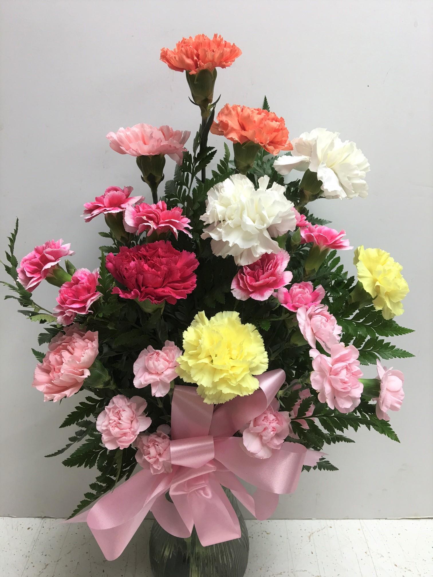 Fantasy of color 60 7499 anniversary birthday bouquets fantasy of color izmirmasajfo