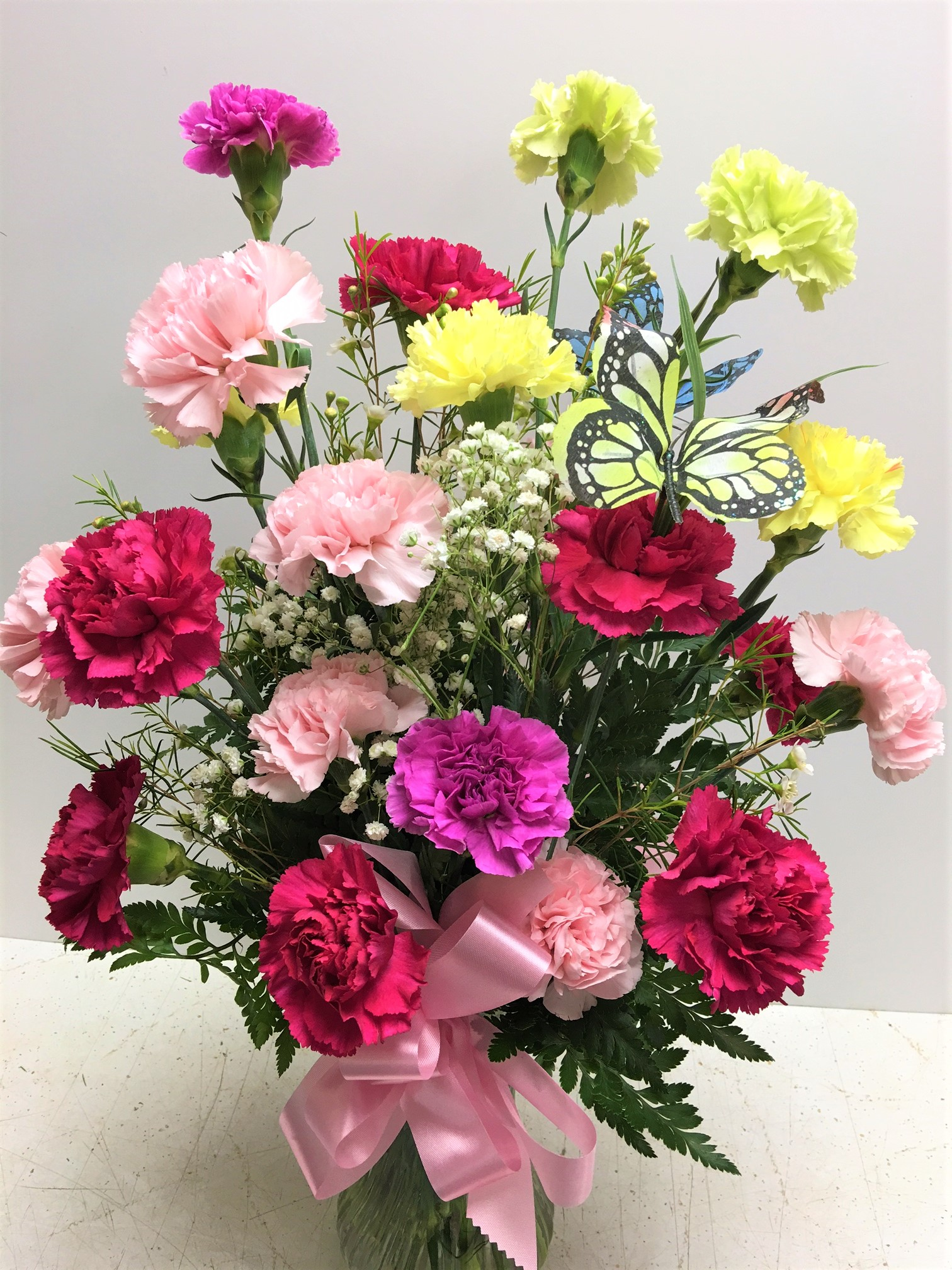 Petal Perfect 75 9999 Anniversary Birthday Bouquets Bosss