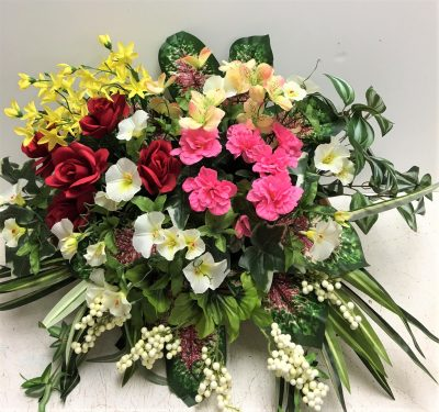 Beauty that lasts and lasts florist phoenix flower delivery wed love you to take us up on our offer to rejuvenate your silk flowers mightylinksfo