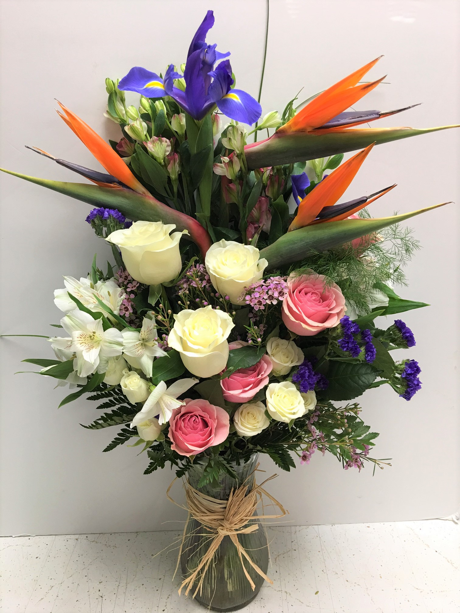 Jasmine 75 9999 Anniversary Birthday Bouquets Easter For