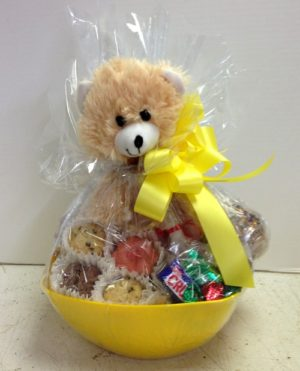 Tasty Cookies and Fun Teddy Bear